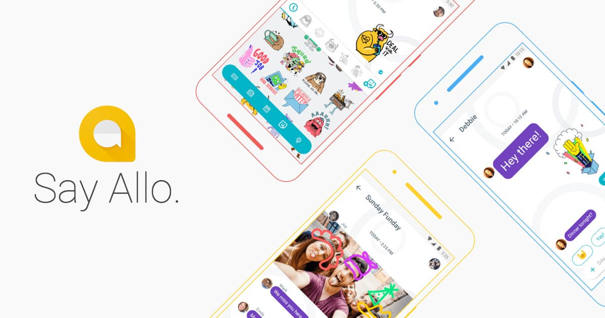Image result for Google Allo signing off